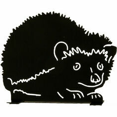 Hedgehog Silhouette with stand