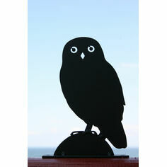 Owl Silhouette with stand