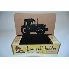 Tractor Loo Roll Holder