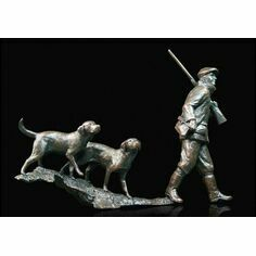 Limited Edition - In The Field Bronze Sculpture