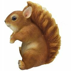 Squirrel Plant Pot Hanger - large