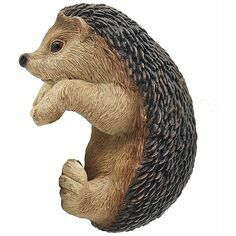Hedgehog Plant Pot Hanger - large
