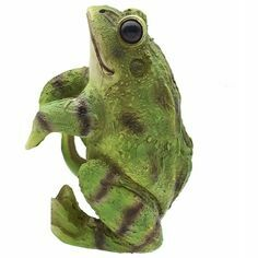 Frog Plant Pot Hanger - large