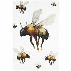 Meg Hawkins Bee Tea Towel