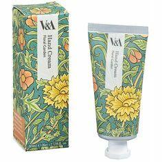 V&A Floral Garden Hand Cream