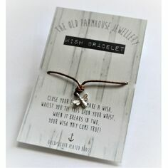 Sterling Silver Bee Wish Bracelet