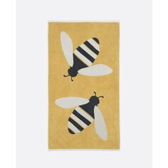 Buzzy Bees Hand Towel