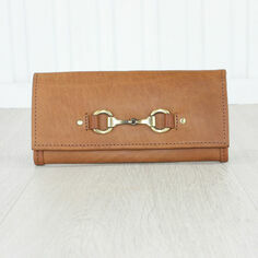Grays Lily Purse in Tan Leather