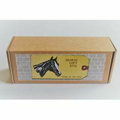 Horse & Rider Gift Box
