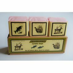 Country Sports Carbolic Soap Gift Box