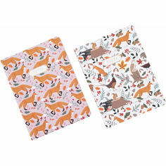 Fox Notepad - Pack of 2