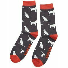 Men\'s Labradors Socks in Grey
