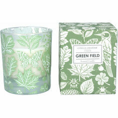 Green Field Scented Candle Pot