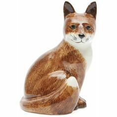 Quail Ceramics Fox Money Box