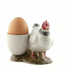 Light Sussex Chicken Egg Cup