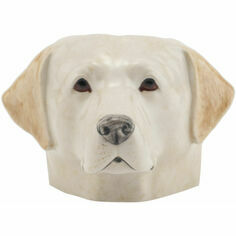 Quail Ceramics Golden Labrador Face Egg Cup