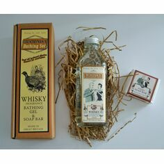Countryman's Whisky Fragrance Bathing Set