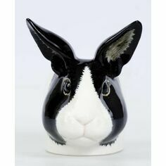 Quail Ceramics Rabbit Face Egg Cup