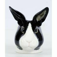 Quail Ceramics Rabbit Face Egg Cup