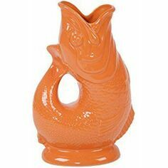 Orange Gluggle Jug - Extra Large