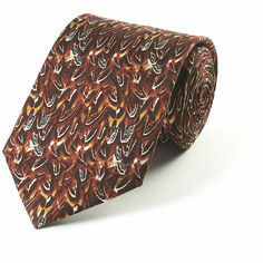 Fox & Chave Pheasant Feather Tie