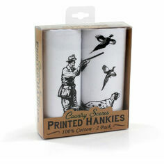 Pack of 2 Shooting Handkerchiefs