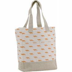 Fox Shopping Bag