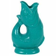 Sea Green Gluggle Jug - Extra Large