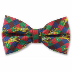 Horse Racing Bow Tie