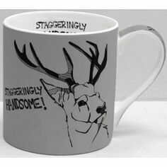 Staggeringly Handsome Mug