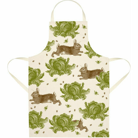 Thornback & Peel Rabbit and Cabbage Apron