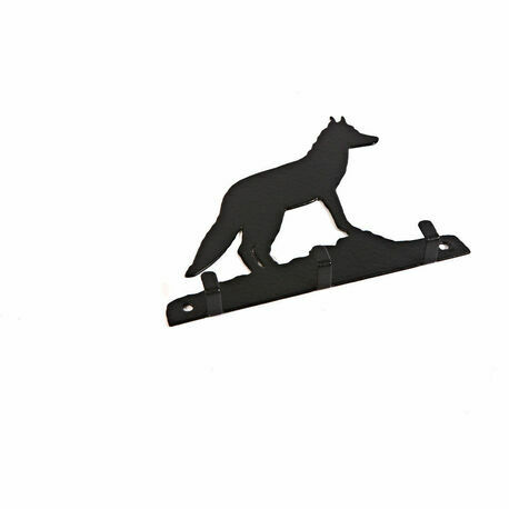 3 Hook Key Rack - Fox