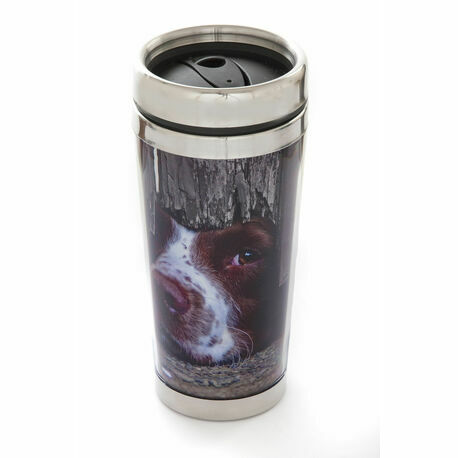 Country Matters I Spy Spaniel Thermal Mug