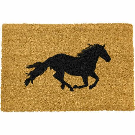 Delicieux Coir Horse Doormat