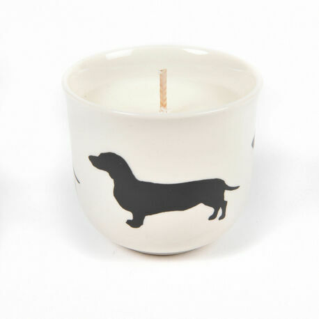 Victoria Armstrong Dachshund Candle