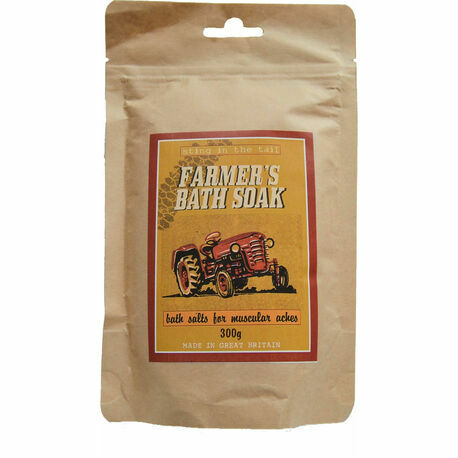 Farmer's Bath Soak Bath Salts