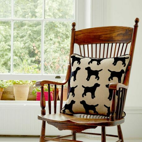 The Labrador Company Eaton Labrador Cushion