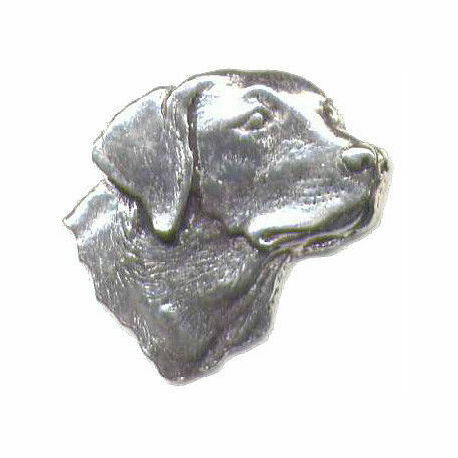 Pewter Lapel Pin - Labrador