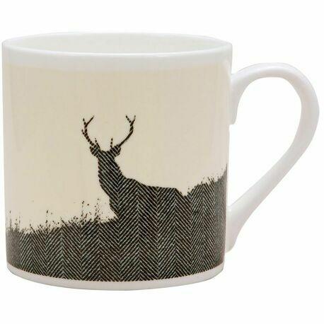 Stag and Hinds Mug