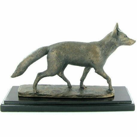 Mr Todd Cold Cast Bronze Sculpture