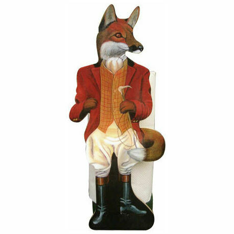 Fox Kitchen Roll Holder