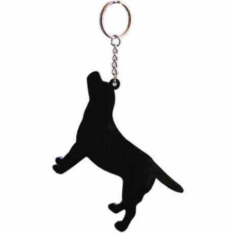 The Labrador Company Labrador Key Ring